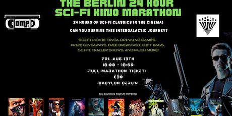 24 Hour Sci-Fi Kino Marathon Tickets