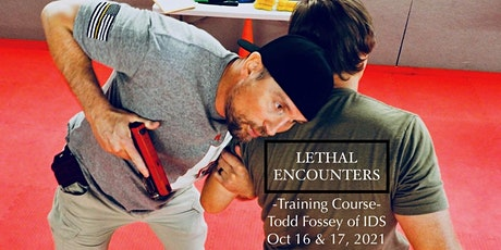 Lethal Encounters / IDS Training Course tickets