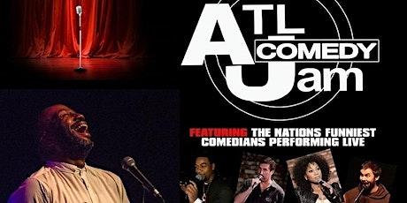 ATL Comedy Jam this Saturday @ Monticello tickets