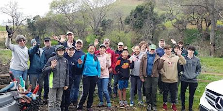 DiRT Workday: Habitat Restoration at Marsh Creek 4 tickets
