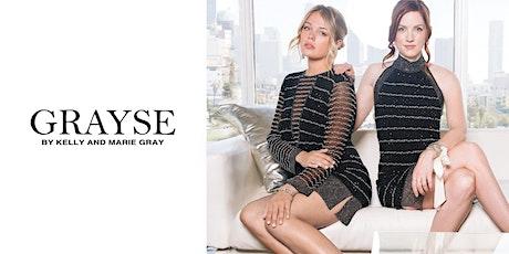 GRAYSE Virtual Fashion Show tickets
