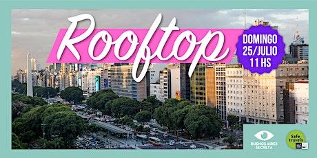 Visita Guiada - Rooftop - 25/07 11hs entradas