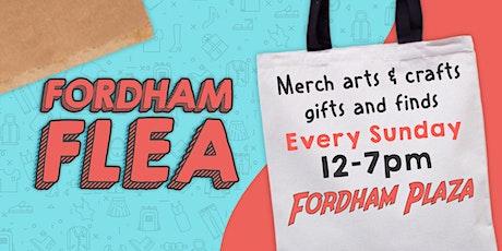 Fordham Flea tickets