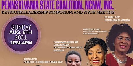 Keystone Leadership Symposium and State Meeting tickets