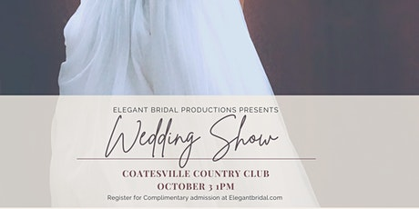 Bridal Show at Coatesville Country Club tickets