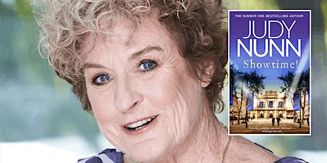 Author Talk: Judy Nunn - Bubbles & Books (BL) tickets