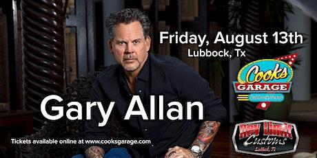 Gary Allan tickets