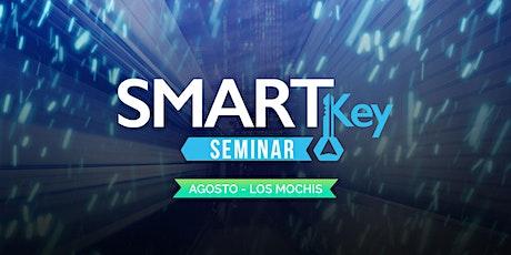 Seminario Smart Key - Los Mochis boletos