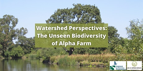 Watershed Perspectives: The Unseen Biodiversity of Alpha Farm Guided Walk tickets