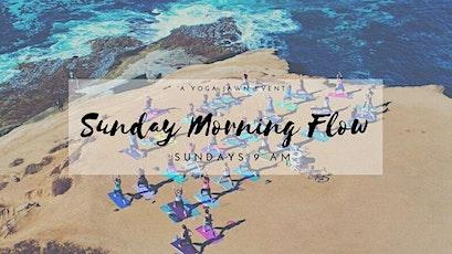 Sunday Morning Yoga on Sunset Cliffs 9 AM tickets