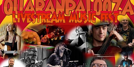 July 2021 QuaranPalooza Livestream Music Fest tickets