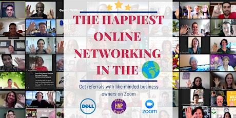 Charlotte/Metro Happy Neighborhood Networking tickets