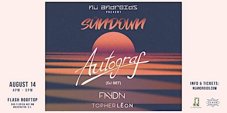 SünDown: Autograf (21+) tickets
