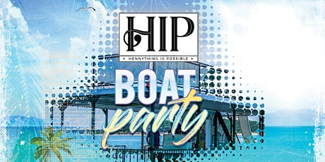 HIP Boat Party tickets