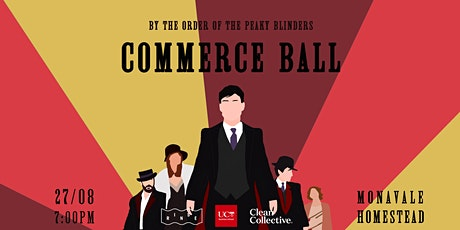 UC Commerce Ball 2021 tickets