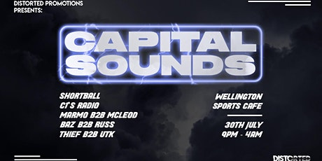 Distorted Promotions Presents: Capital Sounds tickets