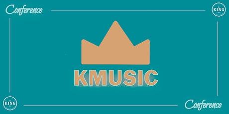 CONFERENCE KING MUSIC ingressos