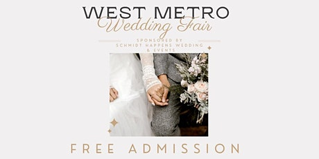 West Metro Wedding Fair tickets