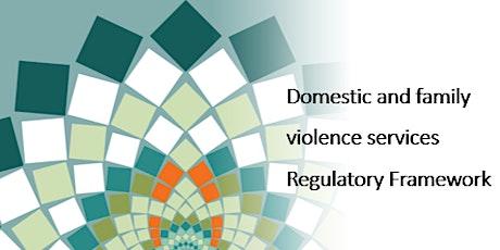 Regulatory Framework Webinar tickets