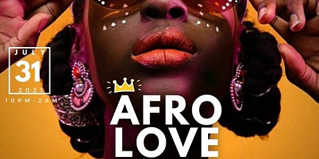 Afro Love: A Cultural Experience tickets
