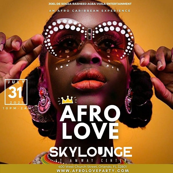 Afro Love: A Cultural Experience image
