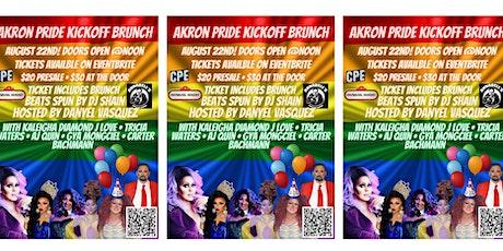 Akron Pride Kickoff Brunch tickets