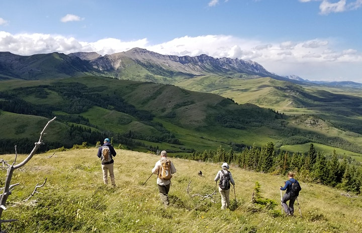 Alberta Hiking Association Hike-a-thon image