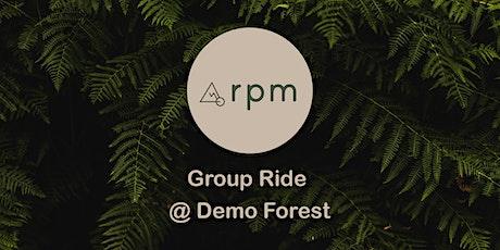 Santa Cruz Group Ride tickets