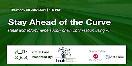 Retail and e-Commerce supply chain optimisation using AI biglietti