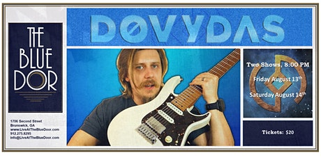 DOVYDAS at Live at The Blue Door tickets