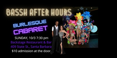 BASSH AFTER HOURS tickets