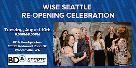 WISE Seattle Summer Celebration tickets