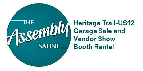 Heritage Trail US 12 Rummage Sale at The Assembly Saline tickets