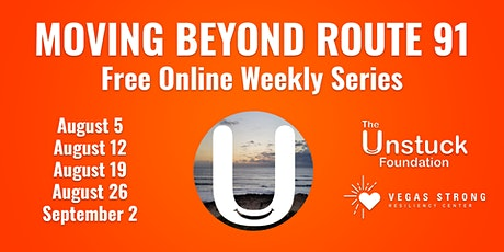 Moving Beyond Route 91 tickets