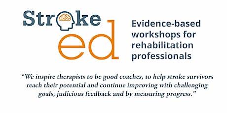 Evidence-Based Upper Limb Retraining after Stroke (3-days) tickets