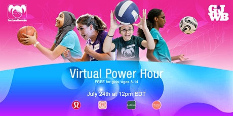 Fast and Female Power Hour for Girls Just Wanna Box tickets