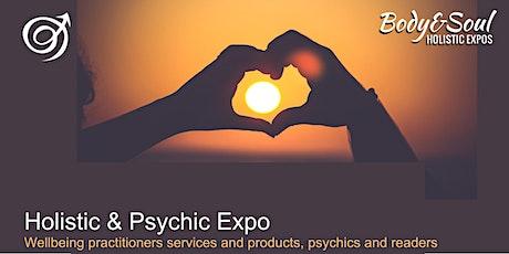 Coburg Holistic & Psychic Expo tickets