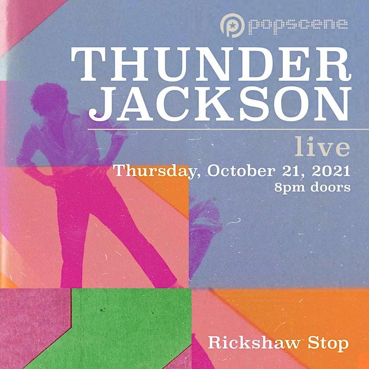 THUNDER JACKSON image