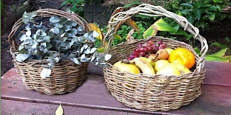 Wild Baskets Weaving Sunshine Coast tickets