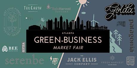 Atlanta Green-Business Market Fair tickets