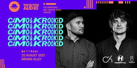 Camo & Krooked - Melbourne tickets