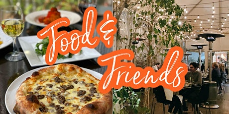 Food and Friends at Fabiolus Cucina - a social night out in Hollywood tickets