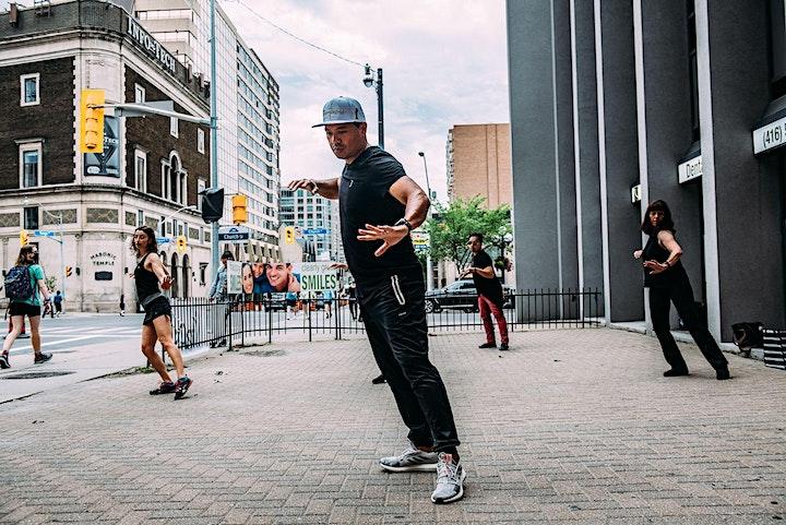 Steps Dance Studio: Dance Social in the Park image