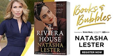 Books & Bubbles with Natasha Lester tickets