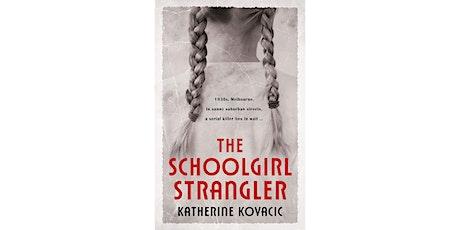 Author talk: Katherine Kovacic  - Mornington Library tickets