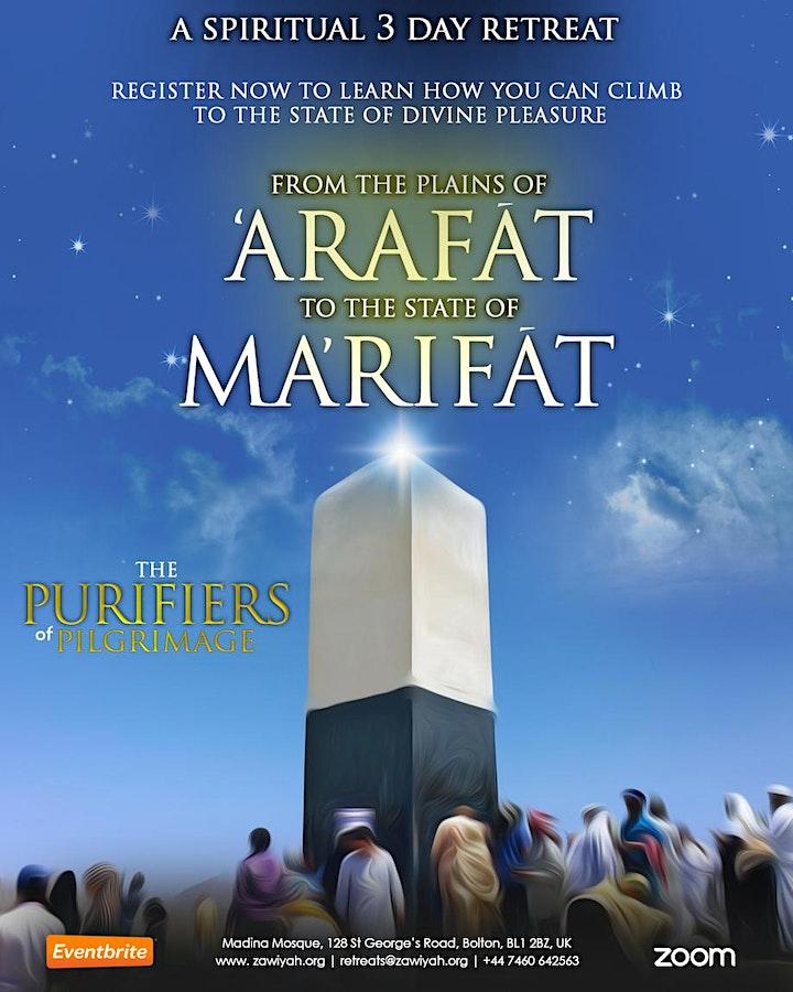 The Purifiers of Pilgrimage   Spiritual Retreat image