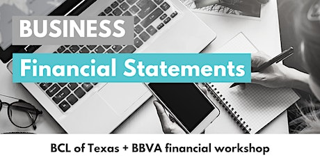 Tackle Your Financial Statements for Business Growth tickets