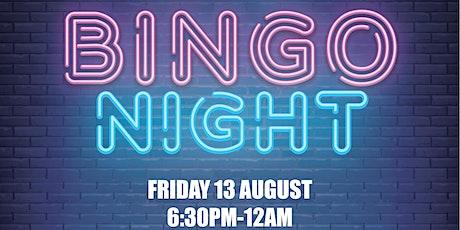 GTEC Juniors Btchn Bingo Fundraiser tickets
