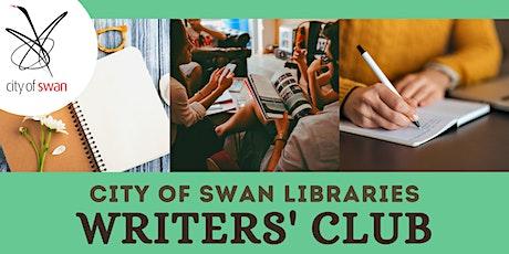 Writers' Club Launch: Morning Tea (Bullsbrook) tickets