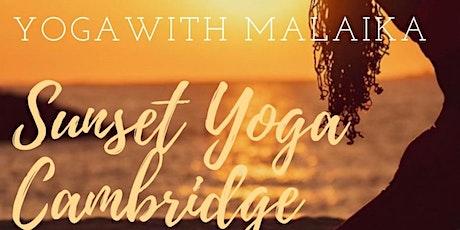 Sunset Yoga Cambridge tickets